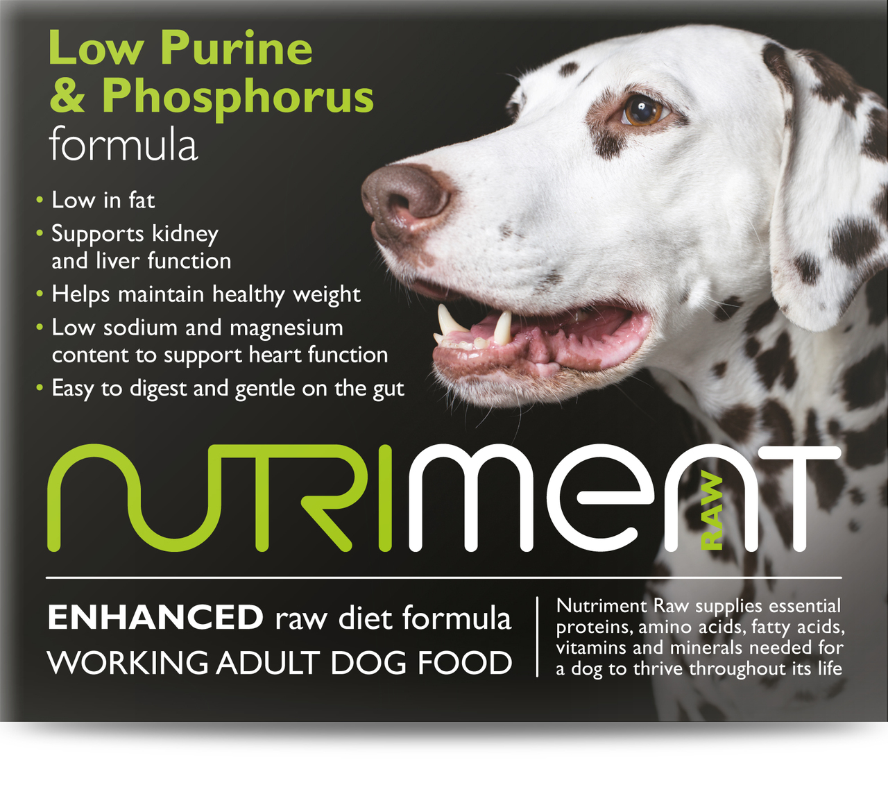 Permalink to Nutriment Raw Dog Food